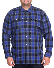 LRG - Gallant L/S Button-Down (B&T)