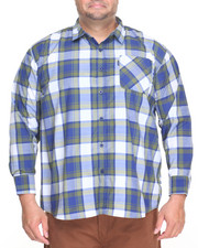 Rocawear - Colony L/S Button-down (B&T)