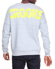 Crooks & Castles - Sportheif Dolman Sweatshirt