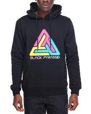 Men - Pyramid 2.0 Logo Pullover Hoodie
