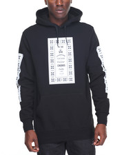 Crooks & Castles - Native Cs Pullover Hoodie