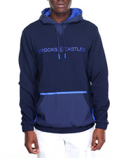 Crooks & Castles - Iron Pullover Hoodie