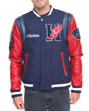Hudson NYC - Wingfoot Champ Varsity Jacket