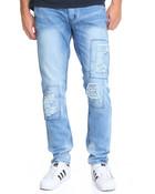 Enyce Distressed Denim Jeans