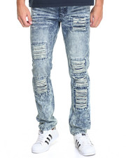 Jeans & Pants - Enyce Distressed Denim Jeans
