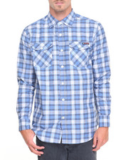 Enyce - Enyce Plaid L/S Button-Down