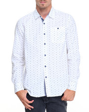Button-downs - Star Print Buttondown