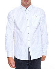 Button-downs - Arrow Print Buttondown