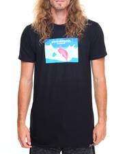 Shirts - SPLASH SCRIPT S/S TEE
