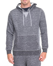 Men - Chain Slub Hoody w Sherpa
