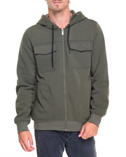 Hoodies - Utility Patch Hoody