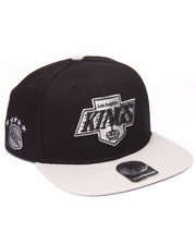 Men - Los Angeles Kings Sure Shot Two Tone 47 Captain Snapback Cap