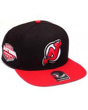 Men - New Jersey Devils Sure Shot Two Tone 47 Captain Snapback Cap