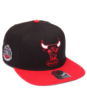 Men - Chicago Bulls Sure Shot Two Tone 47 Captain Snapback Cap