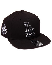Men - Los Angeles Dodgers Sure Shot 47 Captain Snapback Cap