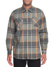 Men - Wooster L/S Button-Down