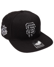 Men - San Francisco Giants Sure Shot 47 Captain Snapback Cap