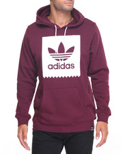 Adidas - ACTION SPORTS BLACKBIRD BASIC PULLOVER HOODIE