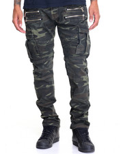 Buyers Picks - Waxed Moto Cargo Pant
