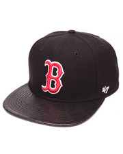 Women - Boston Red Sox Constrictor 47 Captain Snapback Cap