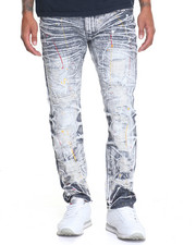 Buyers Picks - Paint Splatter Jean