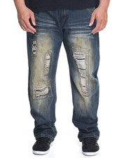 Enyce - Enyce Distressed Denim Jean (B&T)