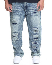 Jeans & Pants - Enyce Distressed Denim Jean (B&T)