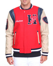 Outerwear - Wingfoot Champ Varsity Jacket