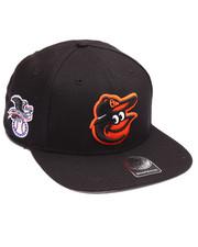Men - Baltimore Orioles Sure Shot Two Tone 47 Captain Snapback Cap