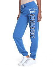 Pants - Athletic Graphic Fleece Jogger