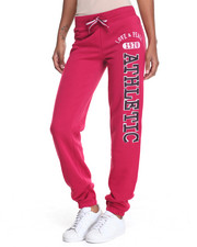 Women - Athletic Graphic Fleece Jogger