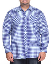 Akademiks - Howard L/S Button-Down (B&T)
