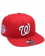 Hats - Washington Nationals Sure Shot 47 Captain Snapback Cap