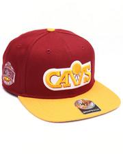 Hats - Cleveland Cavaliers Sure Shot Two Tone 47 Captain Snapback Cap
