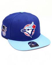 Men - Toronto Blue Jays Sure Shot Two Tone 47 Captain Snapback Cap