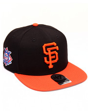 Women - San Francisco Giants Sure Shot Two Tone 47 Captain Snapback Cap