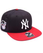 Men - New York Yankees Sure Shot Two Tone 47 Captain Snapback Cap