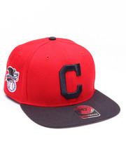 Men - Cleveland Indians Sure Shot Two Tone 47 Captain Snapback Cap