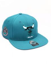 Men - Chicago Bulls Sure Shot 47 Captain Snapback Cap