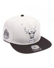Hats - Chicago Bulls Sure Shot Two Tone 47 Captain Snapback Cap