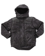 Heavy Coats - NEO GEO BUBBLE JACKET (4-7)