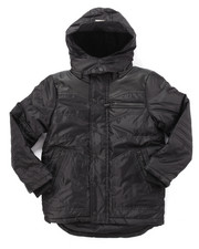 Heavy Coats - NEO GEO BUBBLE JACKET (8-20)
