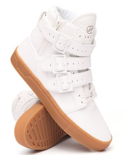 Radii Footwear - Straight Jacket Pebble High Top