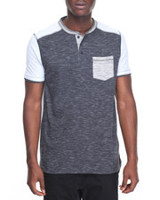 Henleys - Press Play Colorblock Henley