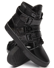 Footwear - Straight Jacket Patent Sneaker