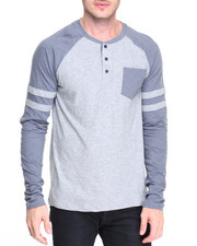 Buyers Picks - L/S Collegiate Raglan