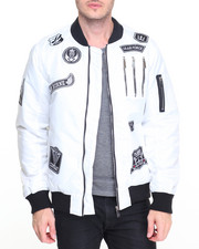 Men - Ma 1 Patch Jacket