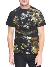 T-Shirts - Y R N STATUE CAMO S/S TEE