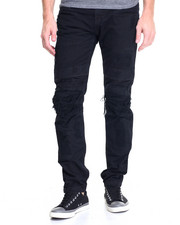 Men - Bleed - Thru Slim - Fit Denim Jeans