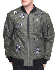 Men - SMa 1 Patch Jacket